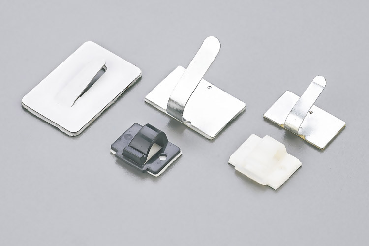 Self-adhesive Tie Mounts
