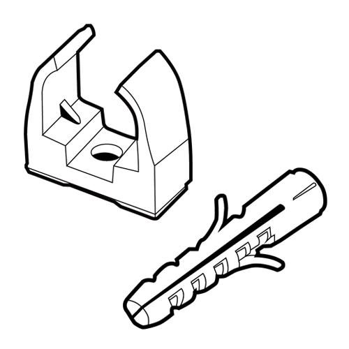 Tie Mounts & Cable tie holder
