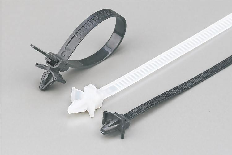 Push Mount Cable Ties