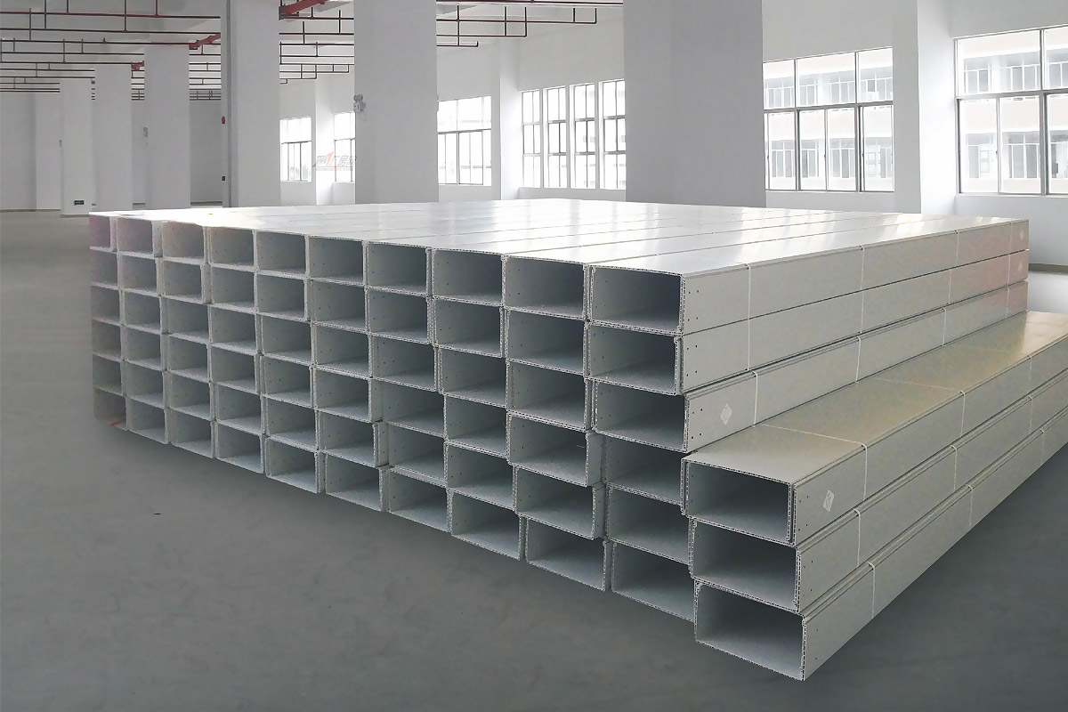 Macromolecule alloy cable tray 4