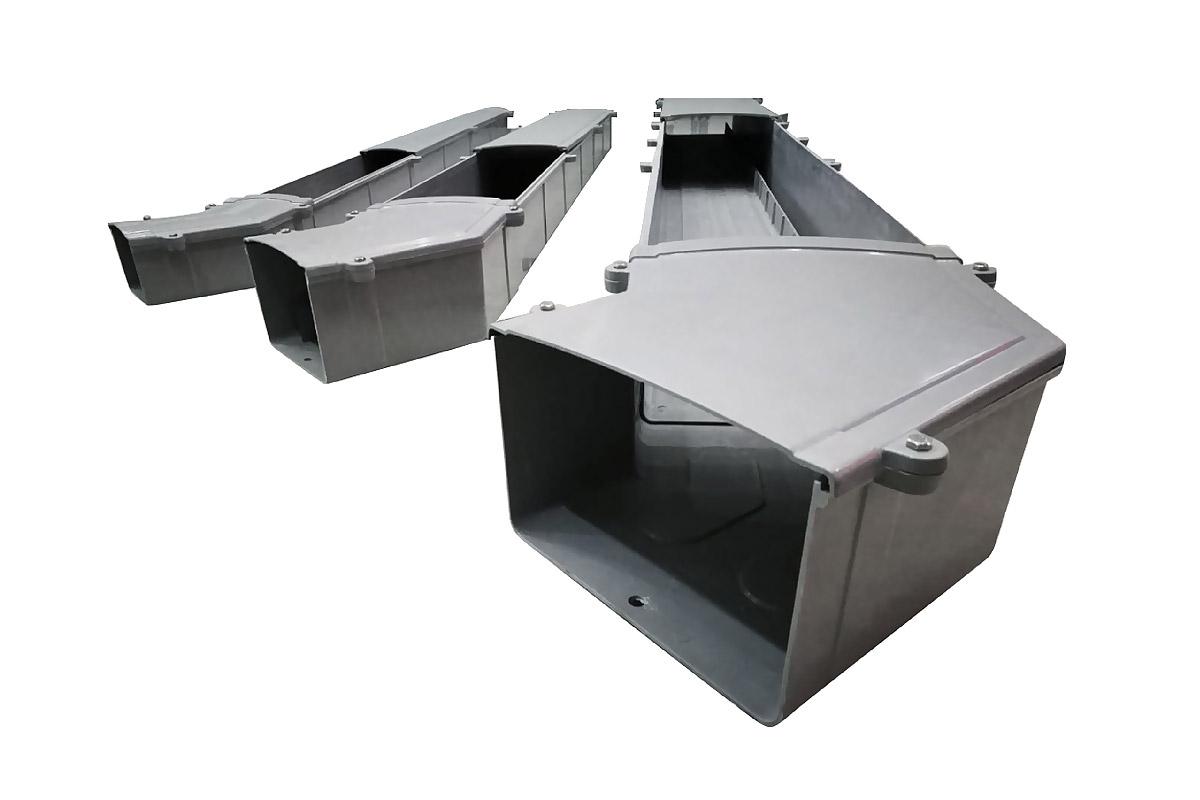 Macromolecule alloy cable tray 7