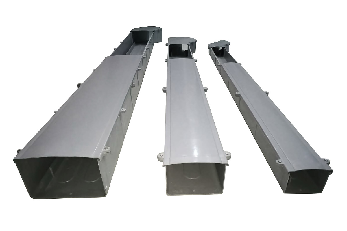 Macromolecule alloy cable tray 6